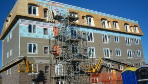 31 Affordable Housing Units Under Construction on Munroe